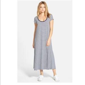 ariel madewell striped dress